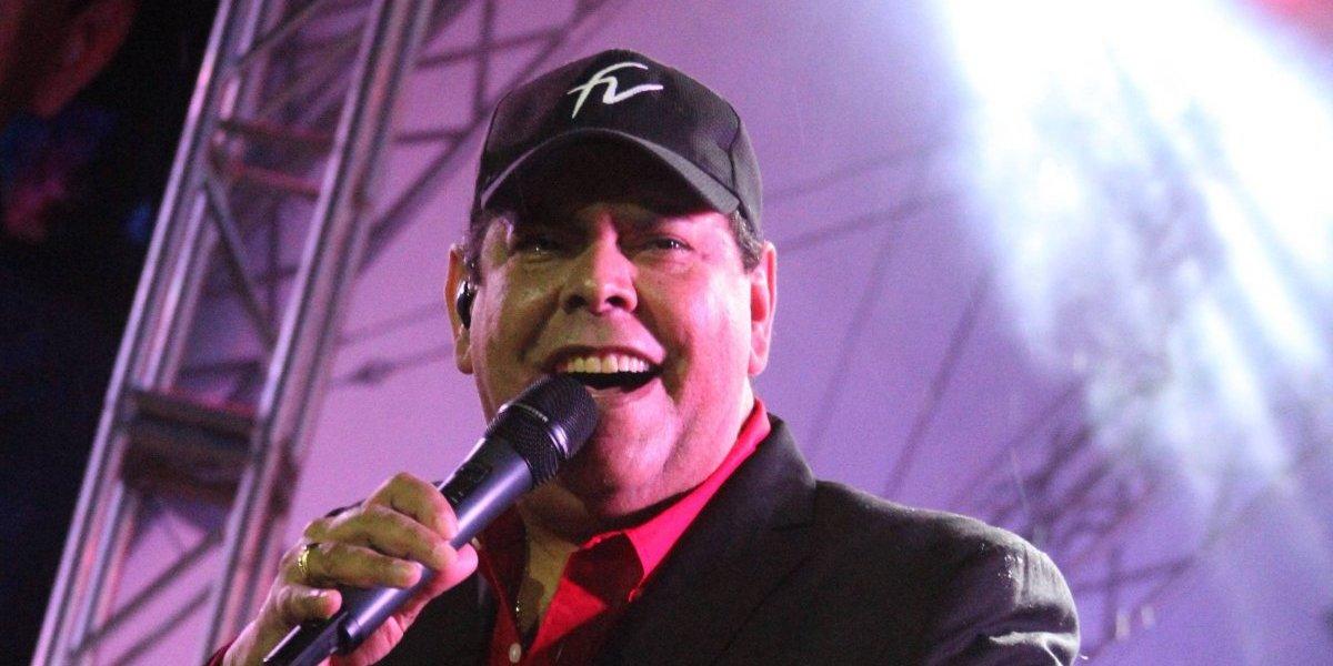 Fernando Villalona repasa sus 45 años de carrera en Anfiteatro Puerto Plata