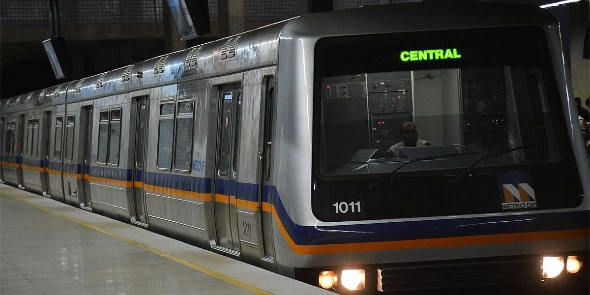 Metroviários do Distrito Federal mantêm greve e pedem resposta às reivindicações