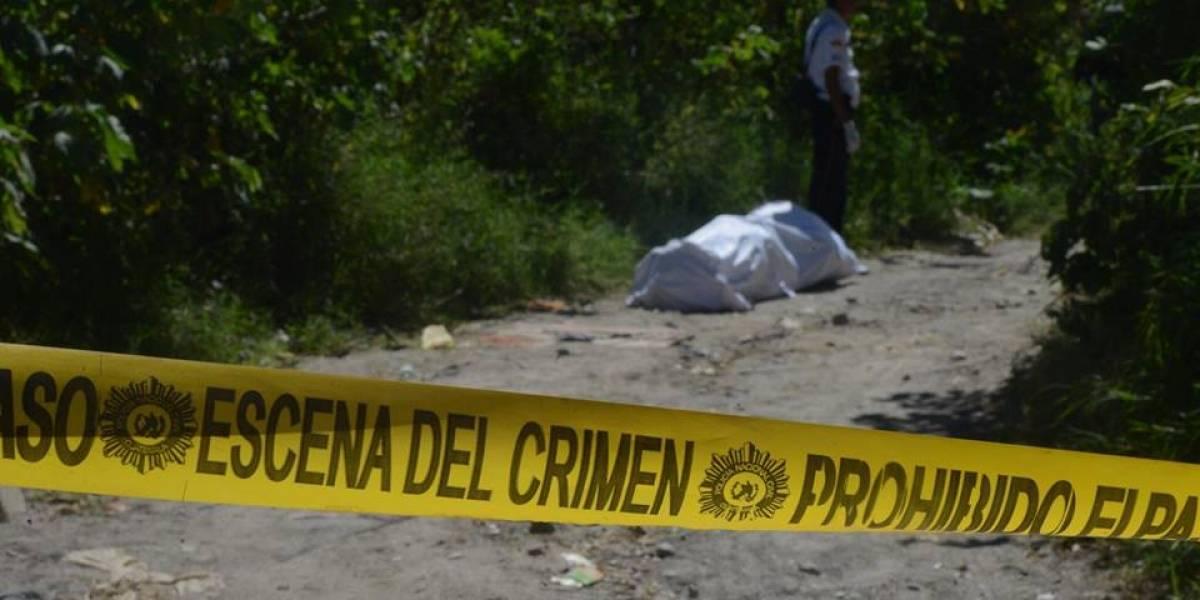 Localizan un cuerpo envuelto en nailon en Villa Canales