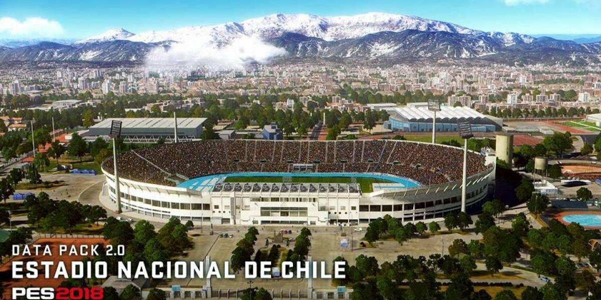 PES golpea al FIFA: se quedó con el Estadio Nacional