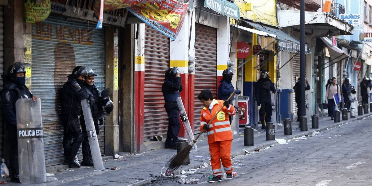 Autoridades buscan que mil 200 edificios de Puebla se conviertan en vivienda