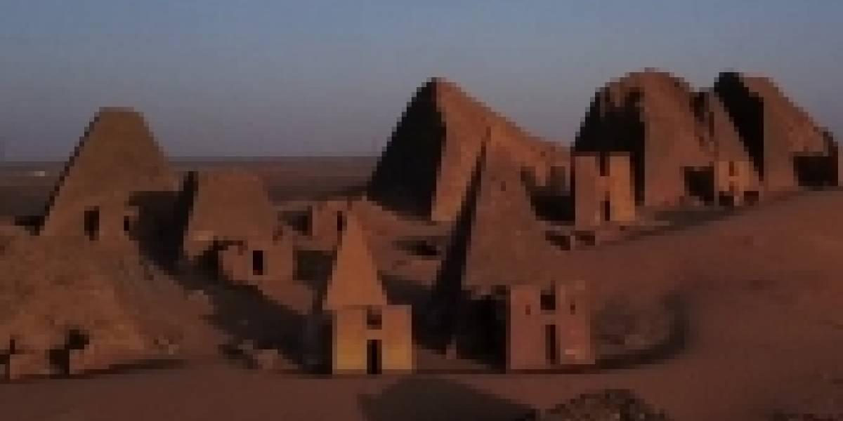 El país con más pirámides del mundo