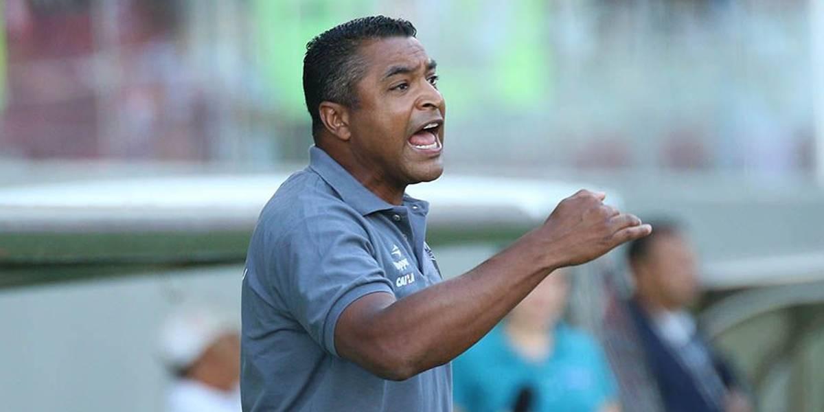 Apresentado no Palmeiras, Roger Machado prevê manutenção de 90% do time para 2018