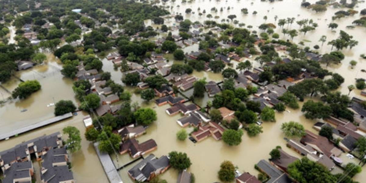 Inundaciones en Texas, más probables por calentamiento