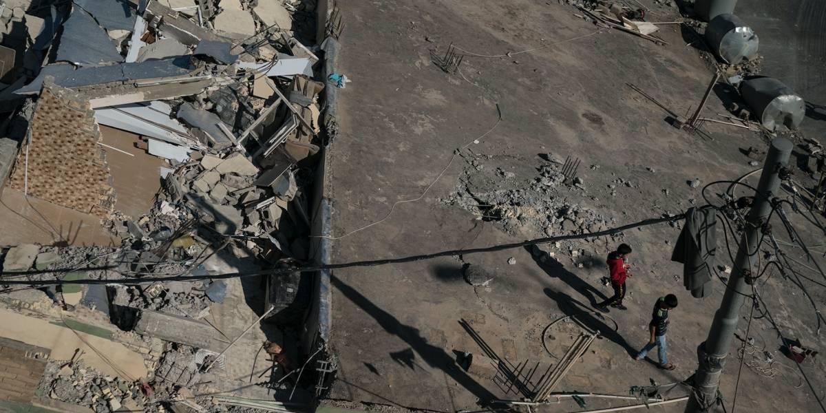 Terremoto deja 407 muertos y más de 7 mil heridos en frontera Irán-Irak