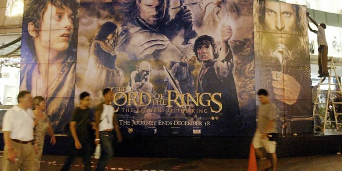 """Amazon creará serie de TV de """"El señor de los anillos"""""""