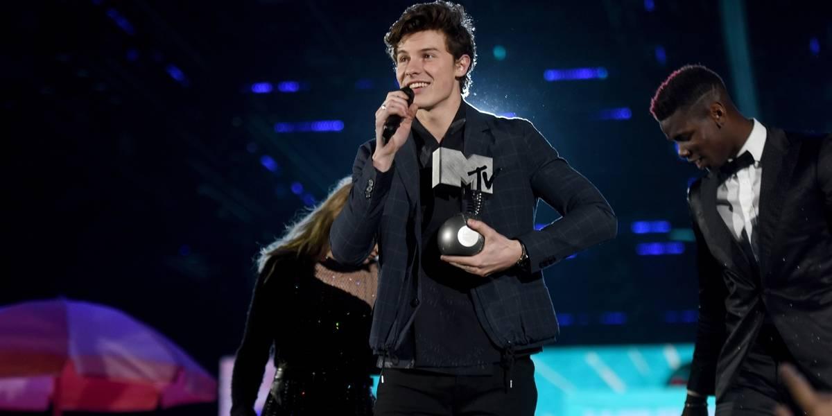 Shawn Mendes, Eminem e U2 se destacam em premiação MTV Europe Music Awards