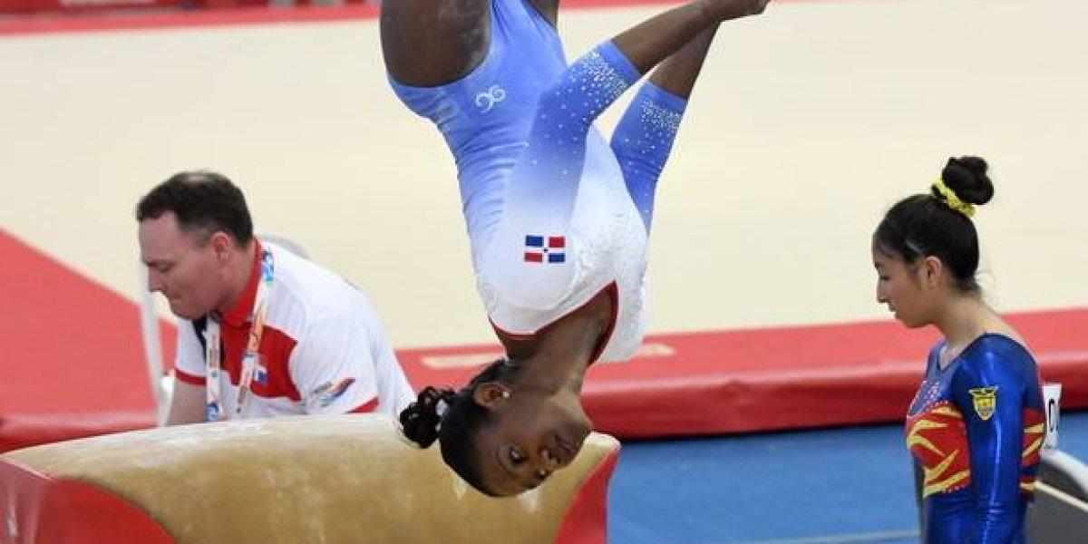 Yamilet, bronce en all around y avanza a tres finales en gimnasia