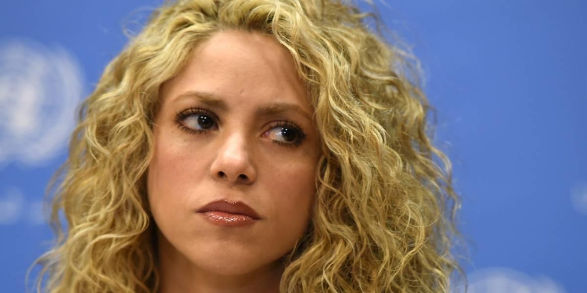 Shakira pospone su gira por una hemorragia en las cuerdas vocales