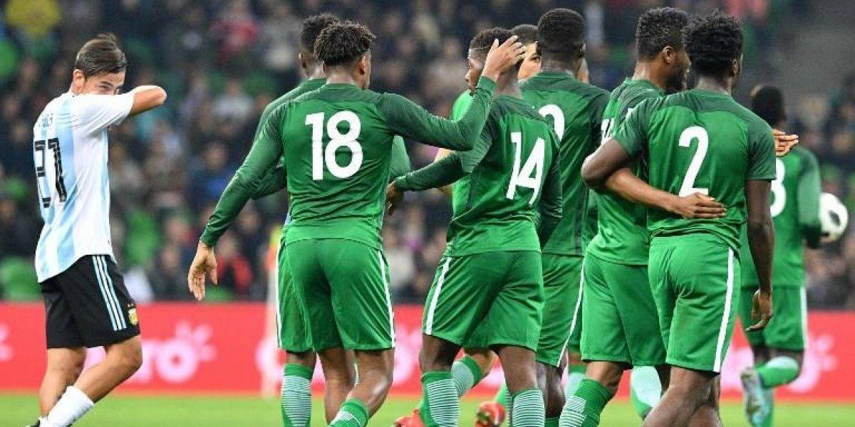Minuto a minuto: Nigeria le da vuelta el partido a la Argentina de Sampaoli