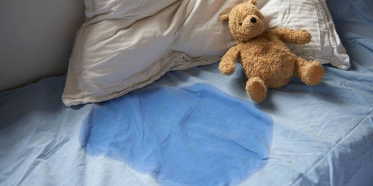 Eunorosis: Los niños siguen haciendo pipí en la cama