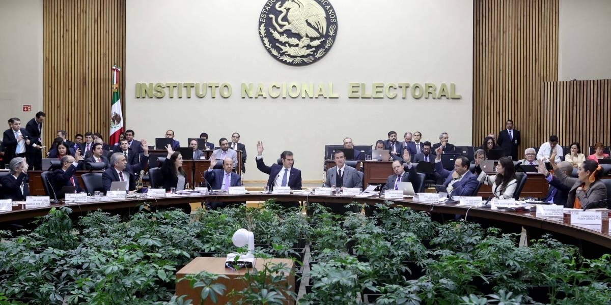 INE define fechas para los tres debates presidenciales