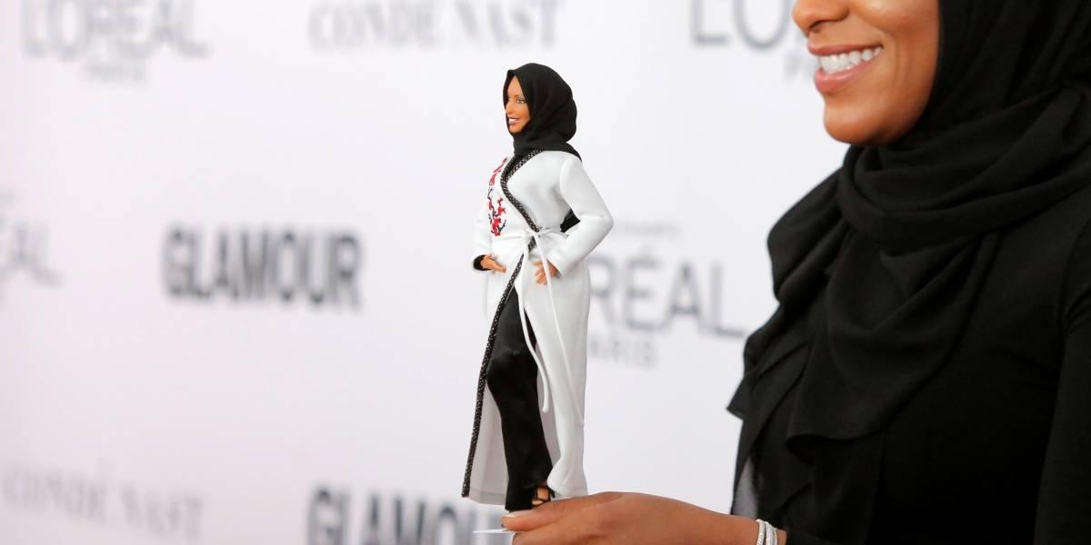 Barbie inspirada em atleta olímpica será a 1ª a usar hijab