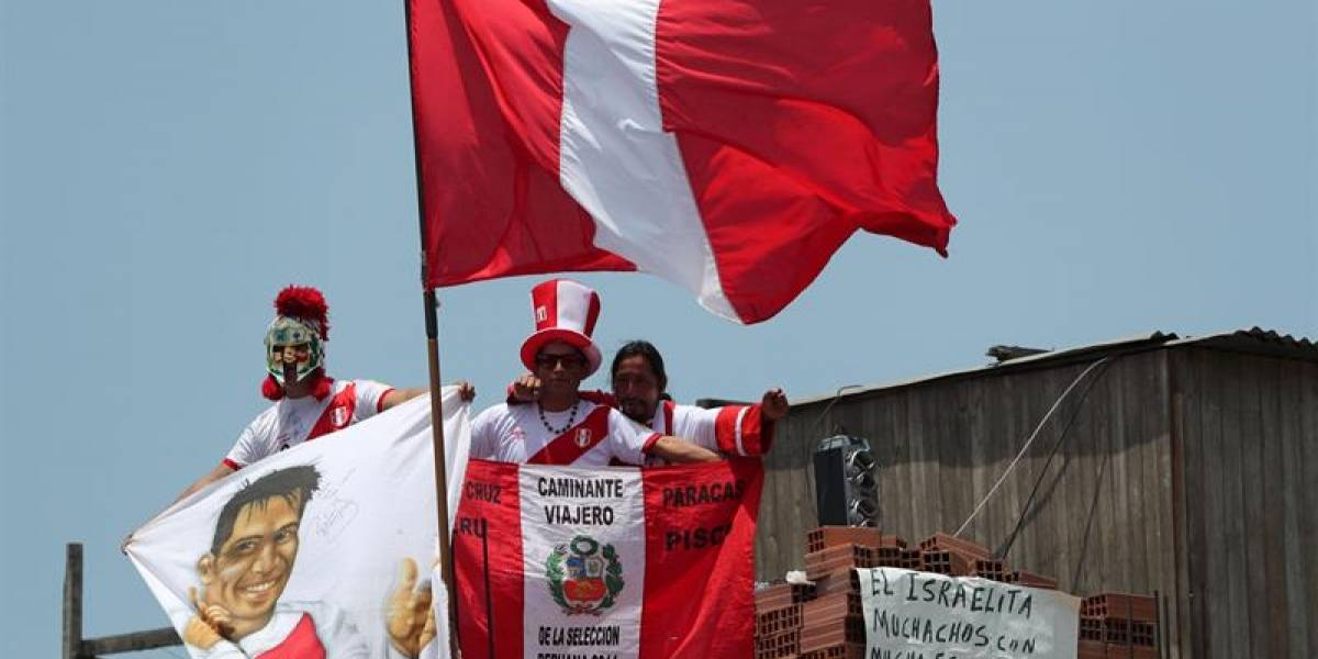 Perú alista día cívico y grandes fiestas si gana el repechaje ante Nueva Zelanda