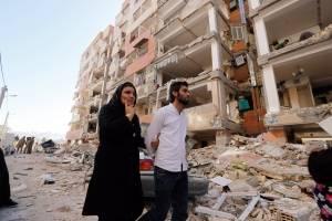 Terremoto entre Irak e Irán