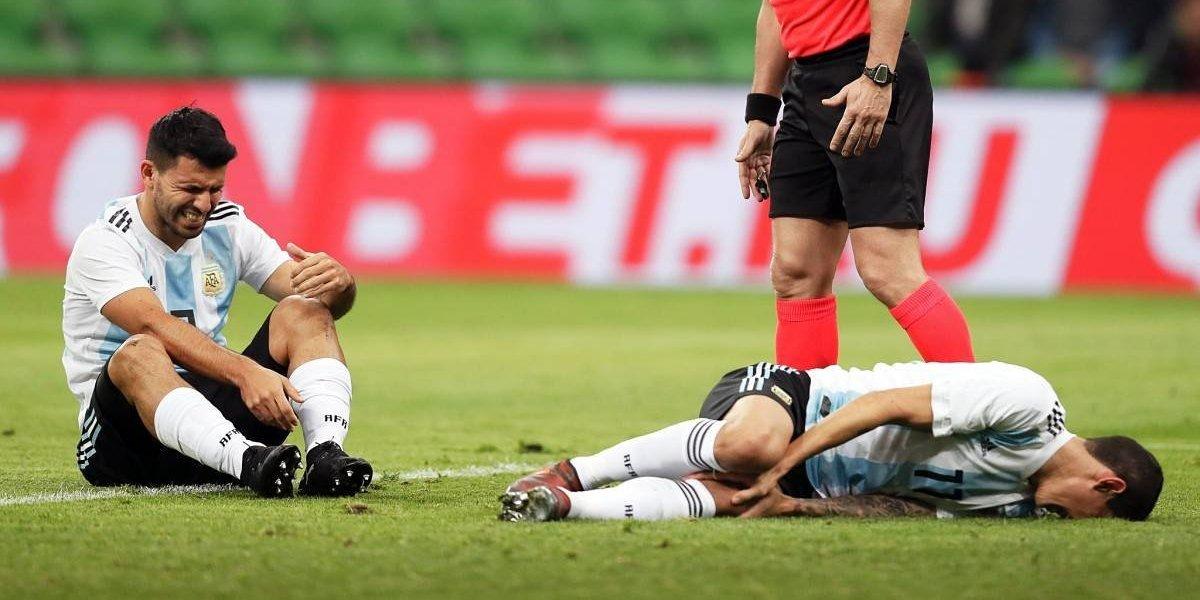 ¡Sin Messi no son nada! Argentina fue humillada por Nigeria