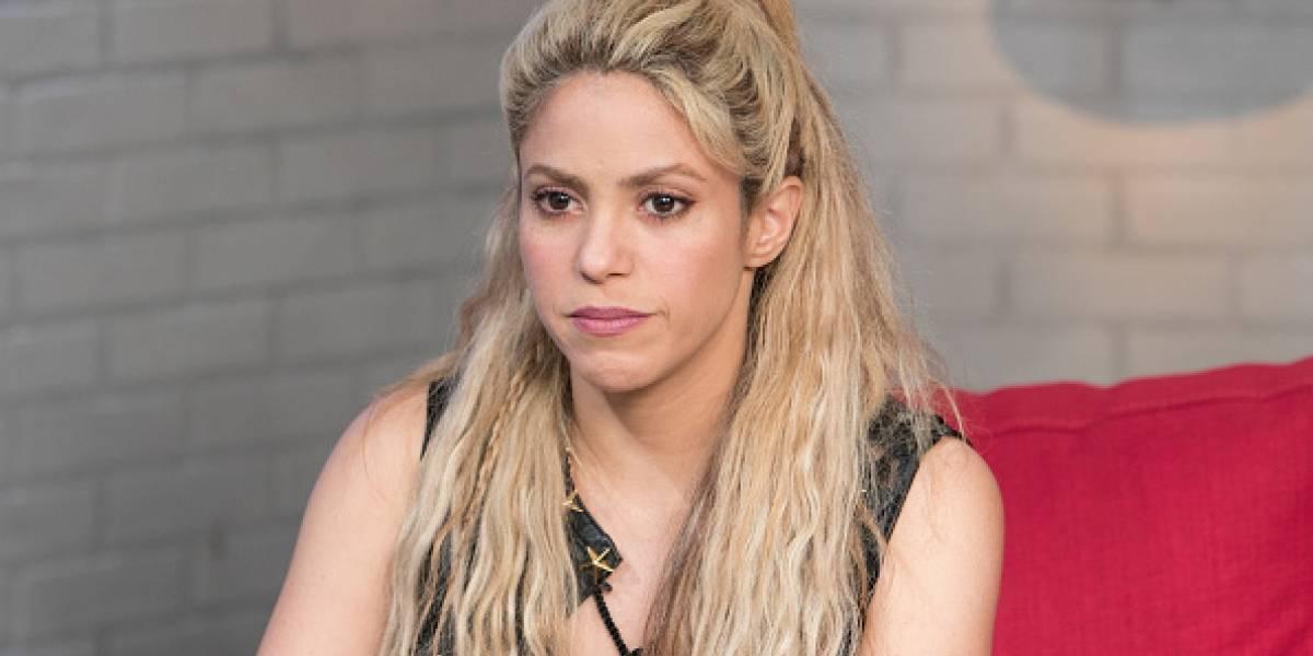 Shakira revela afección que la obligó a cancelar su gira