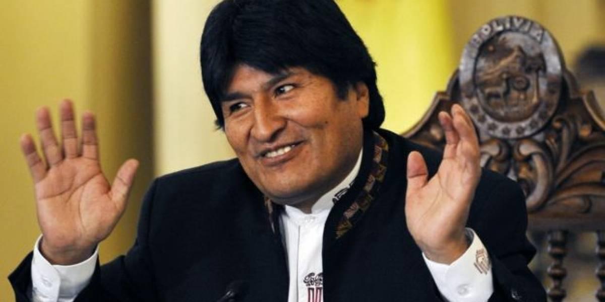 Bolivia pone en vigor dos monedas para conmemorar la demanda marítima a Chile