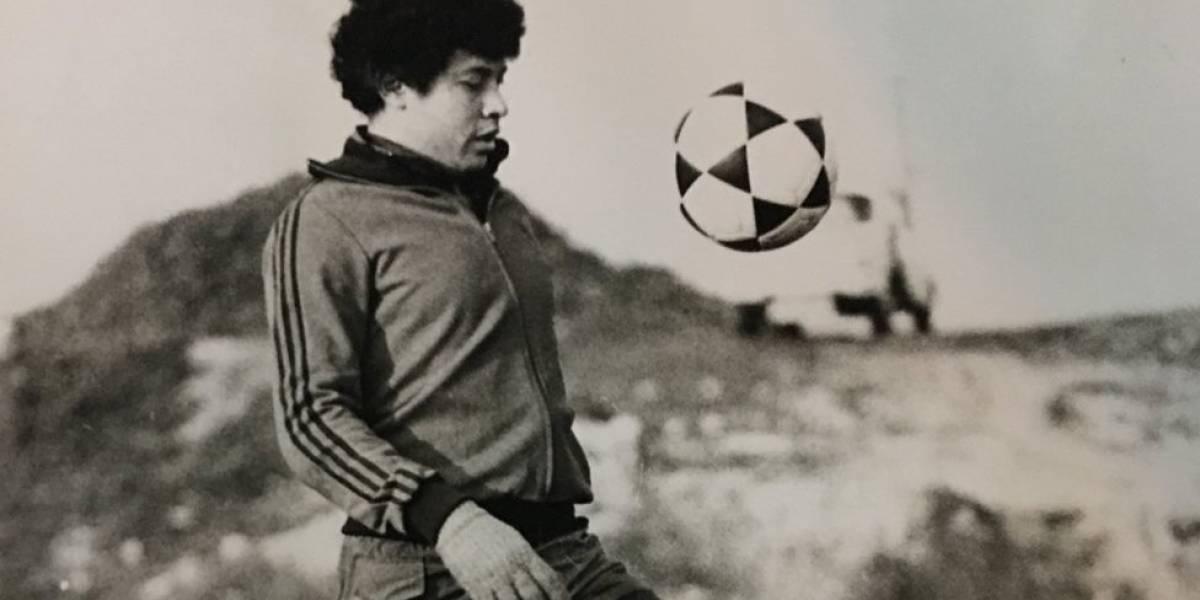 """Por qué Héctor """"Pecho de Águila"""" Zelaya, autor del primer gol de Honduras en un Mundial, cree que su hazaña puede servir de inspiración para conseguir el pase a Rusia 2018"""