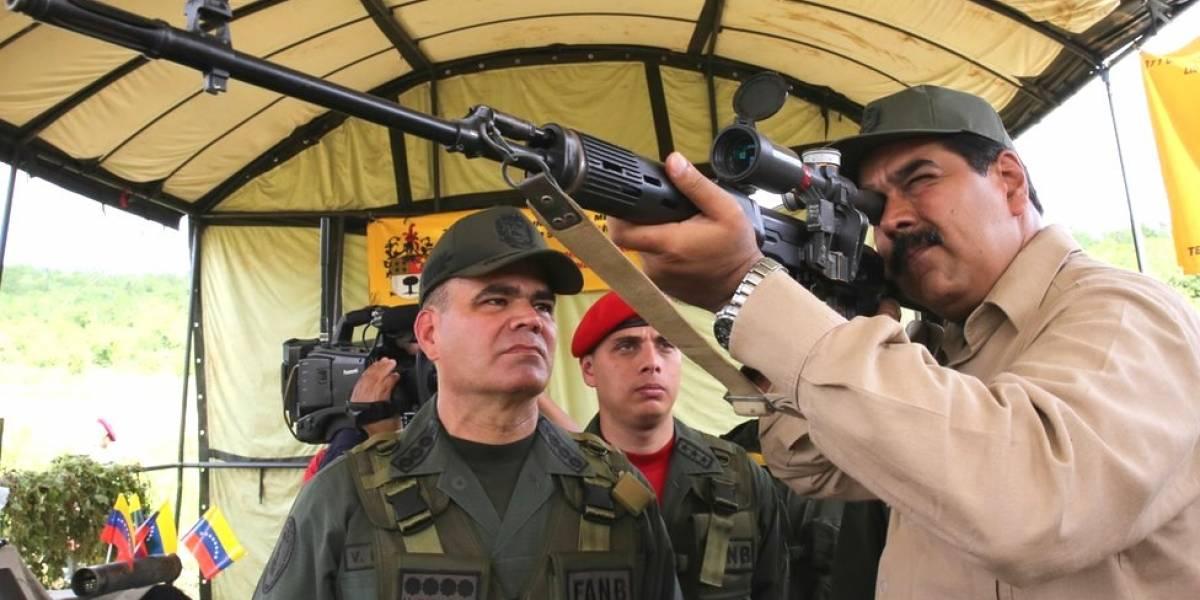 Dónde compra Venezuela sus armas y cuál será el impacto del embargo impuesto por la Unión Europea