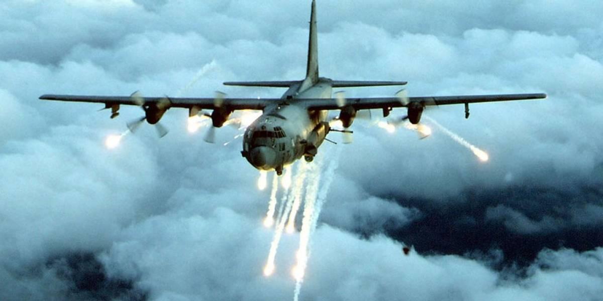 La imagen de un videojuego que Rusia utilizó para acusar a EE.UU. de apoyar a Estado Islámico
