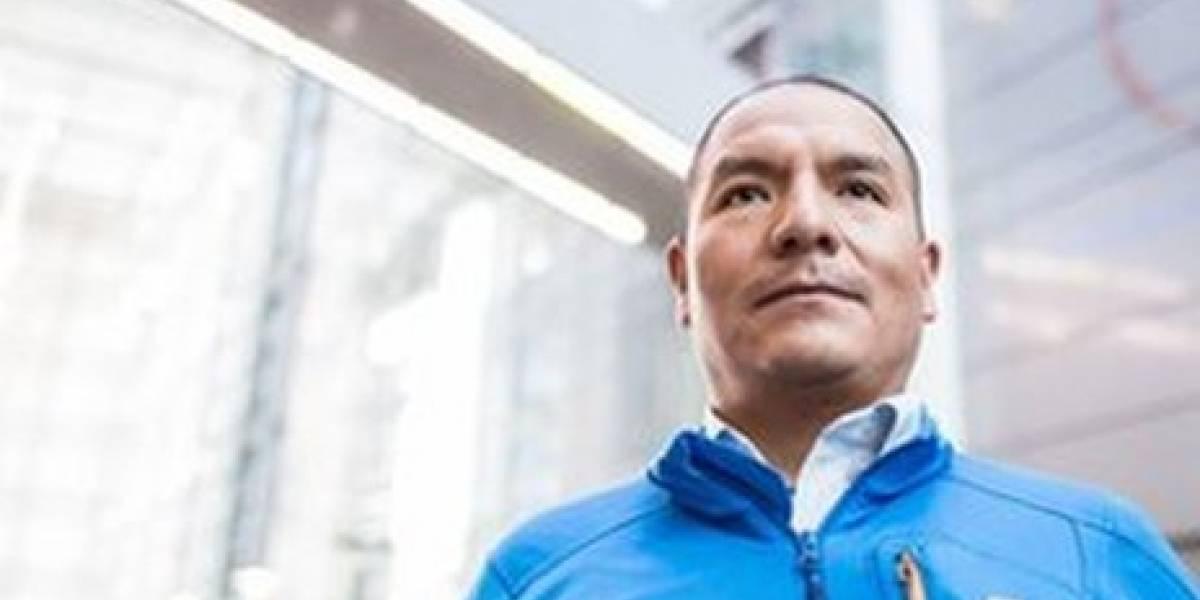 El campesino peruano que inició una batalla legal contra un gigante alemán de la energía al que acusa derretir glaciares que amenazan con inundar su hogar