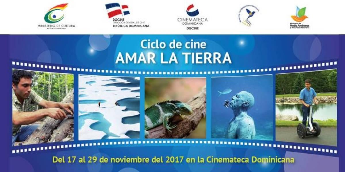 """Muestra Medioambiental """"Amar la Tierra"""", en la Cinemateca"""