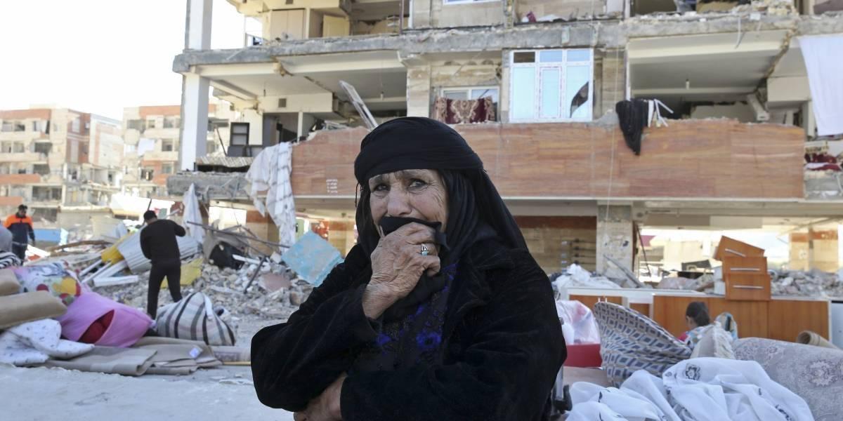 El terremoto más devastador de 2017 ya cobró más de 530 vidas en Irán e Irak