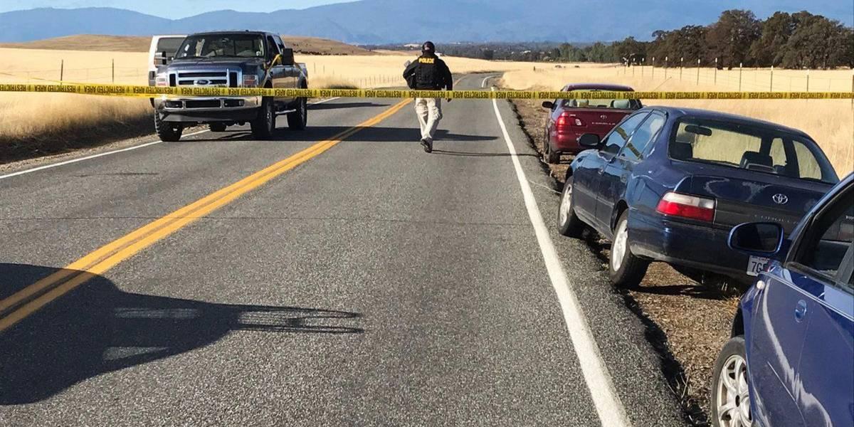 Aumenta a 5 el número de muertos tras tiroteo en California