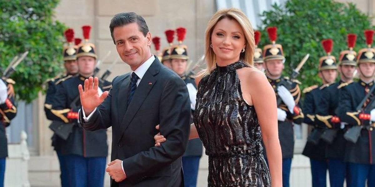 Tachan de cobarde a Peña Nieto por su mensaje a Angélica Rivera tras firmar divorcio