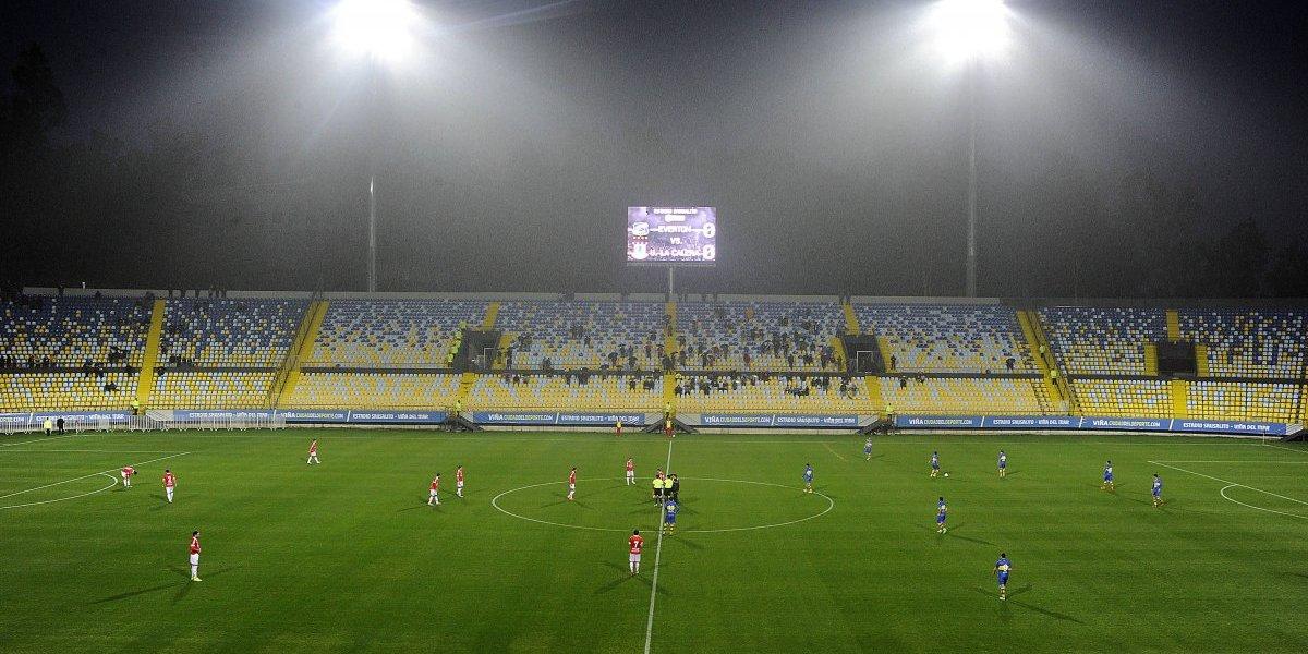 Todos contra Everton: Colo Colo y la Municipalidad de Viña exigen arreglos