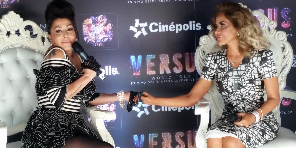 Alejandra Guzmán y Gloria Trevi: 'No siempre nos ha ido mal'