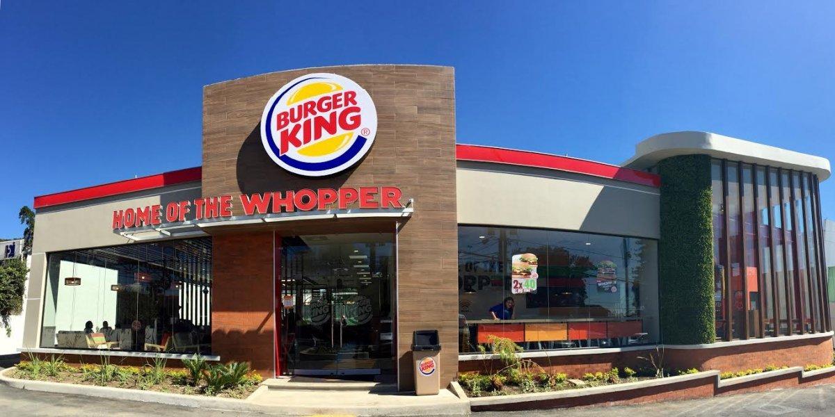 El nuevo restaurante de Burger King es el más tecnológico