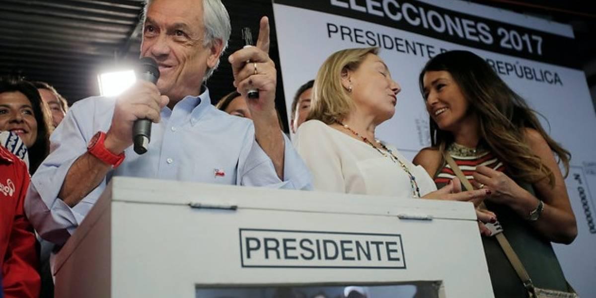 """El misil de Piñera a Guillier: """"¿Qué te pasa Alejandro? La amargura del PC se ha tomado tu alma"""""""