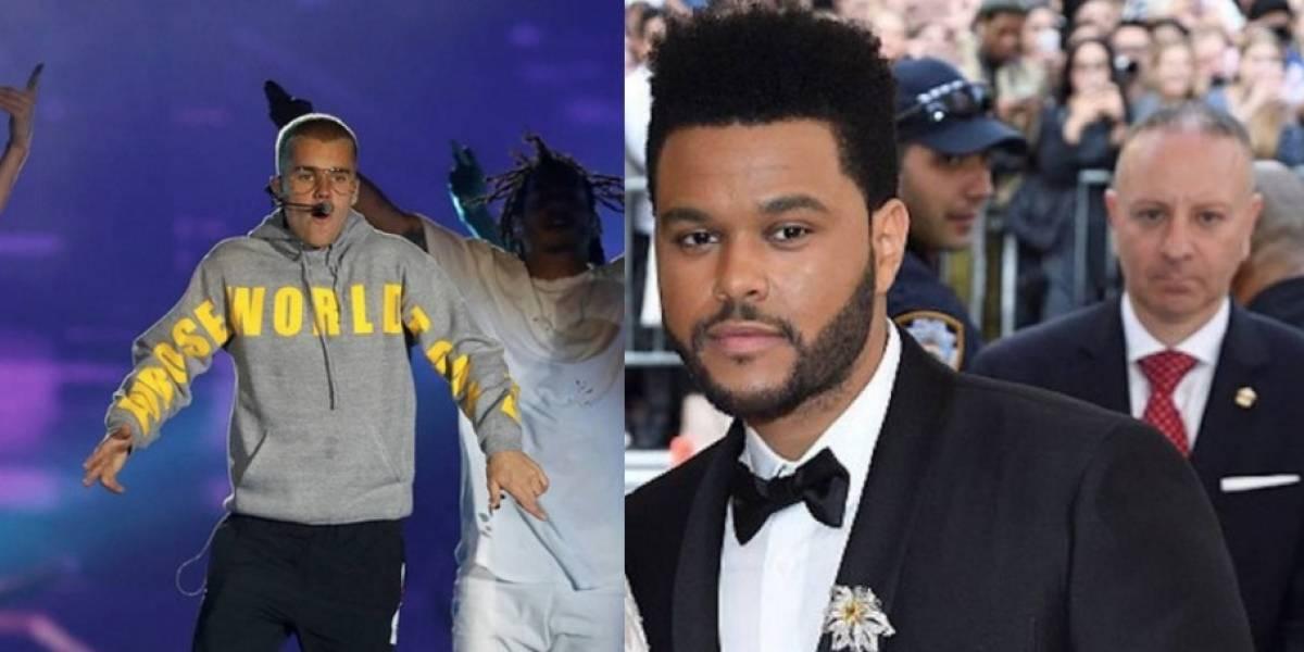 ¡Felices los 4! The Weeknd estaría saliendo con una ex de Justin Bieber