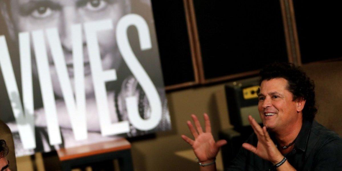 Carlos Vives habla de la inspiración detrás de las canciones de su nuevo álbum, 'Vives'