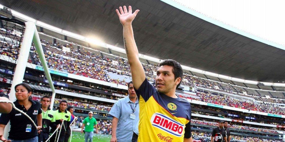 Reaparece el ex futbolista Salvador Cabañas
