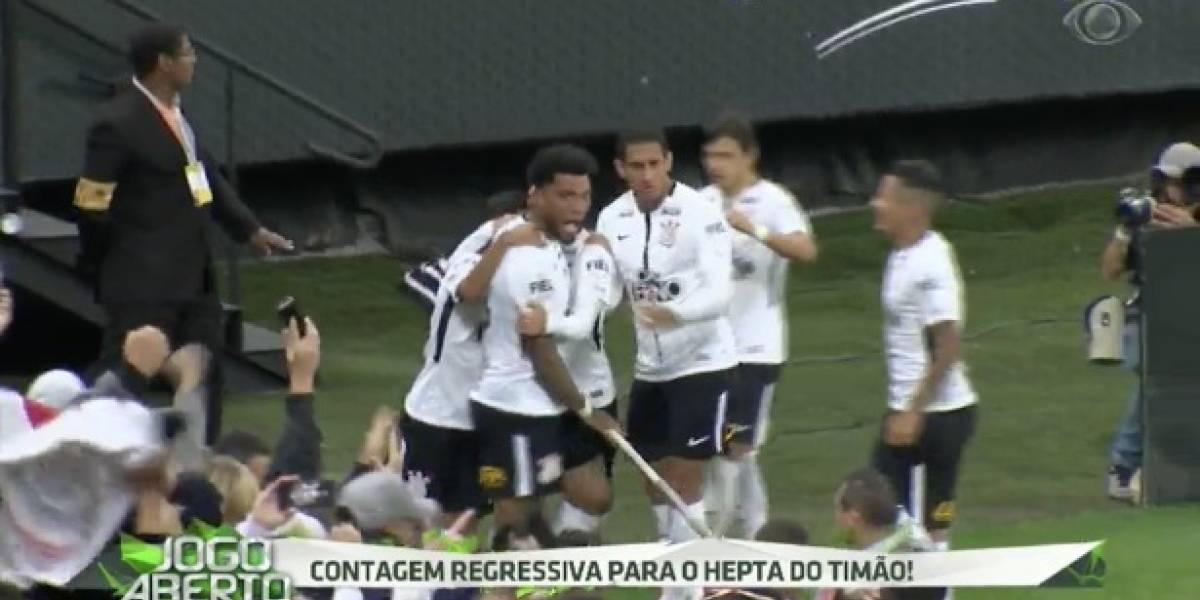 Corinthians já está em contagem regressiva para o heptacampeonato
