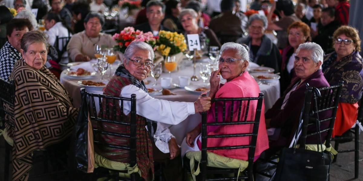 2.5 millones de mexicanos no tienen ningún ingreso por pensiones