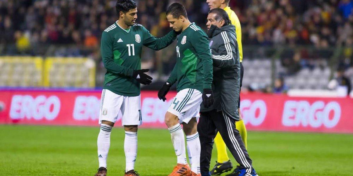 West Ham no permitió que Chivas repatriara al 'Chicharito' Hernández