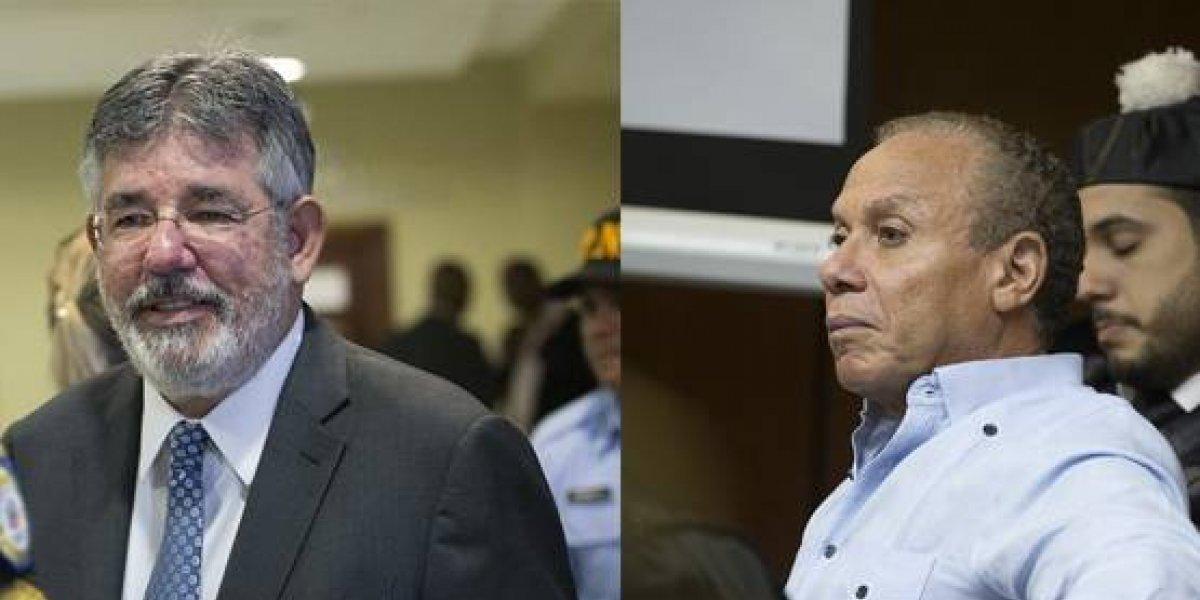 Rechazan enviar a prisión Díaz Rúa y Ángel Rondón