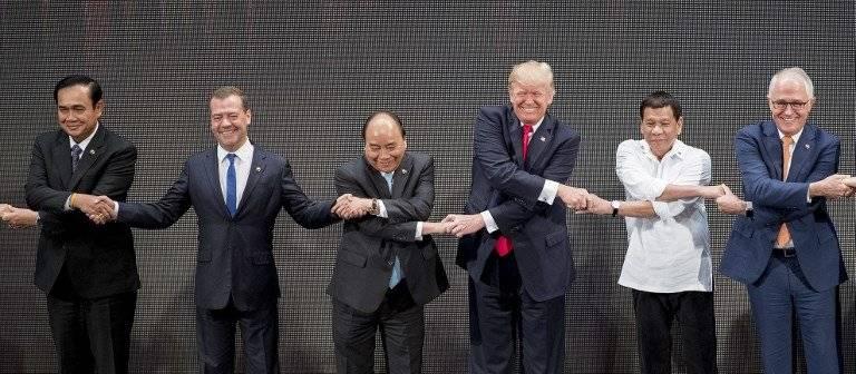 Cumbre de la ASEAN 2017