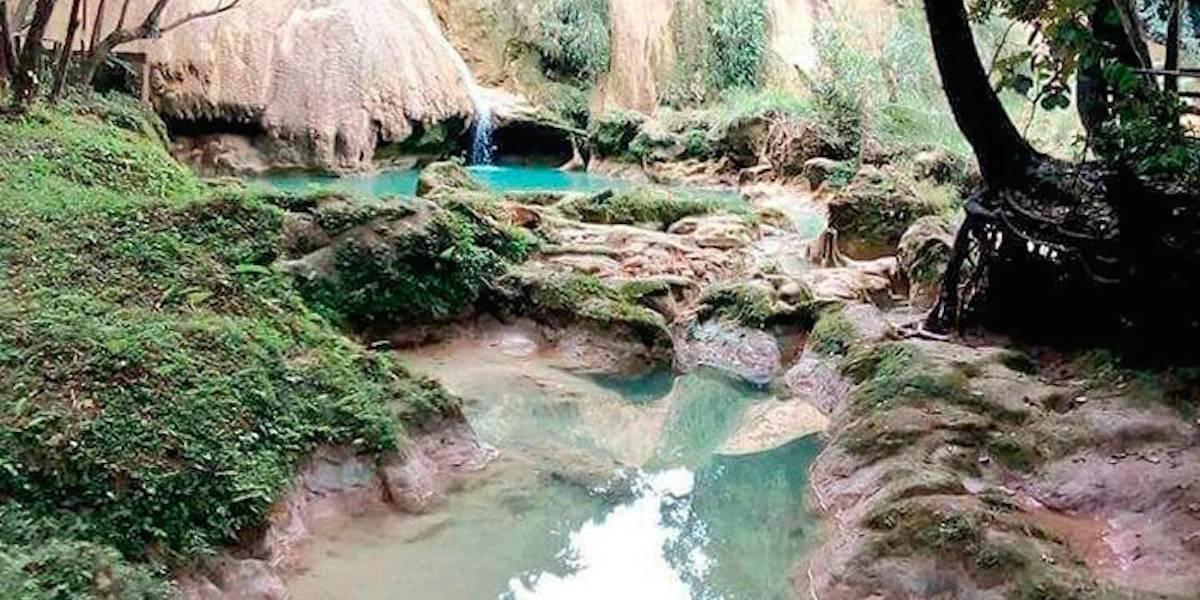 ¿Por qué 'se secaron' las Cascadas de Agua Azul?