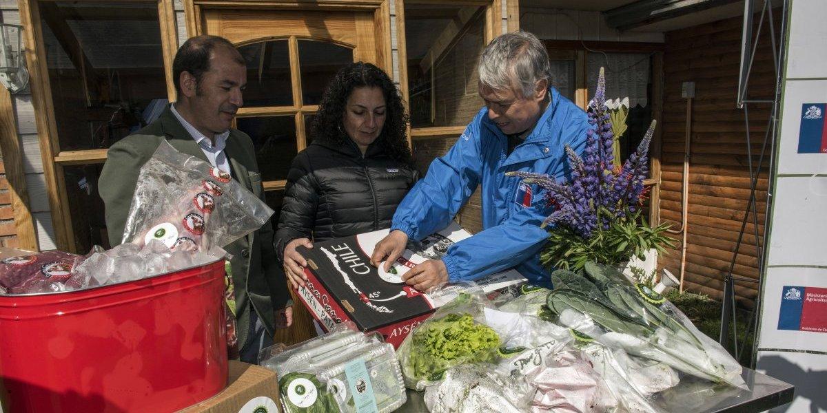 Emprendimientos agropecuarios en Aysén reciben denominación de origen y calidad