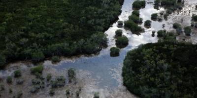 El Cambio Climático está destruyendo maravillas naturales del mundo