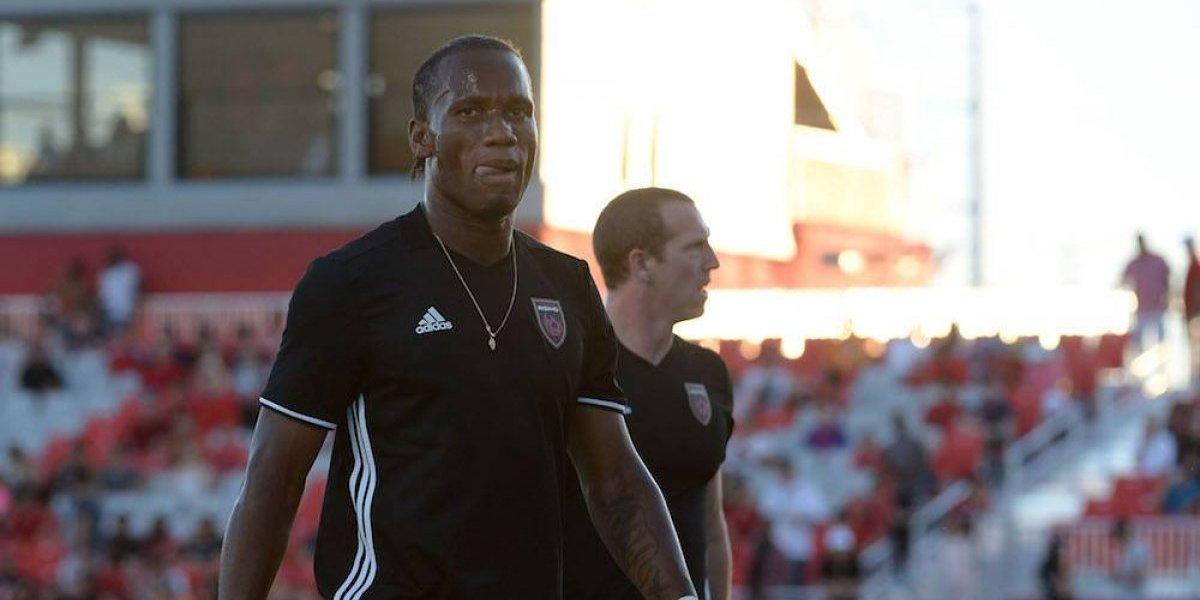 Drogba ya tiene fecha para decir adiós a las canchas