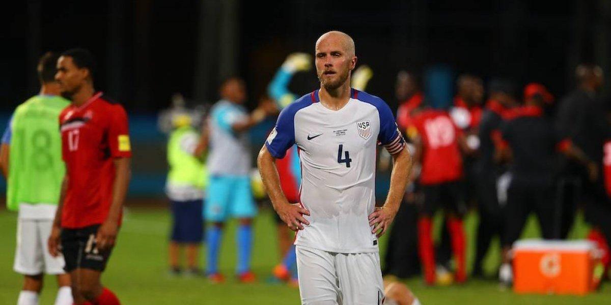 Estados Unidos planea torneo con selecciones eliminadas de Rusia 2018