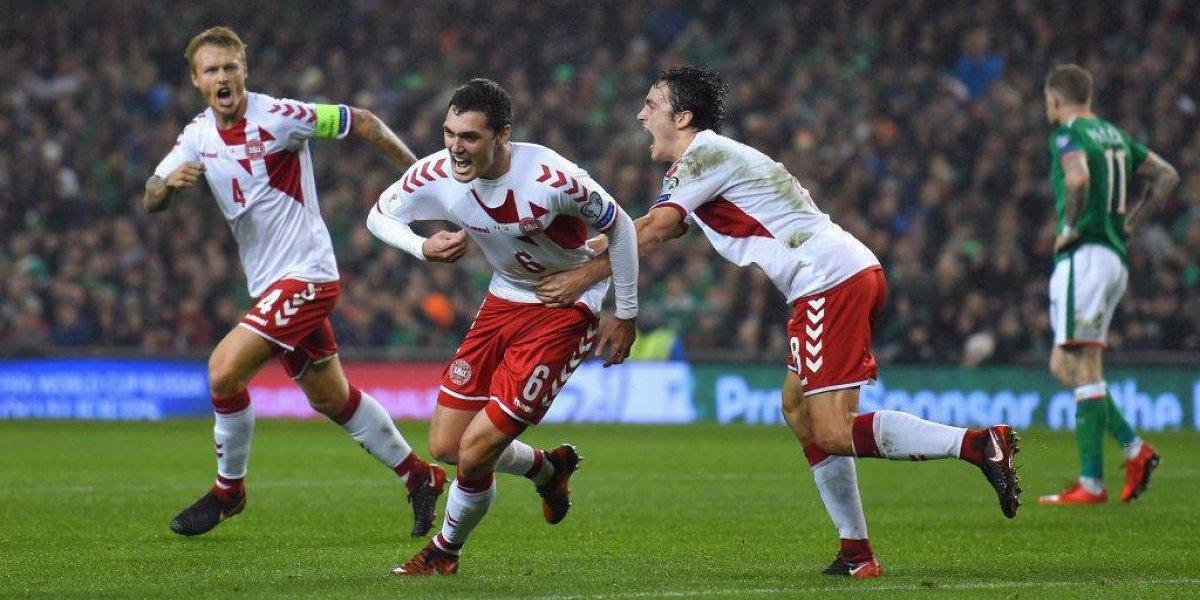 Minuto a minuto: Dinamarca golea a Irlanda y está clasificando al Mundial de Rusia