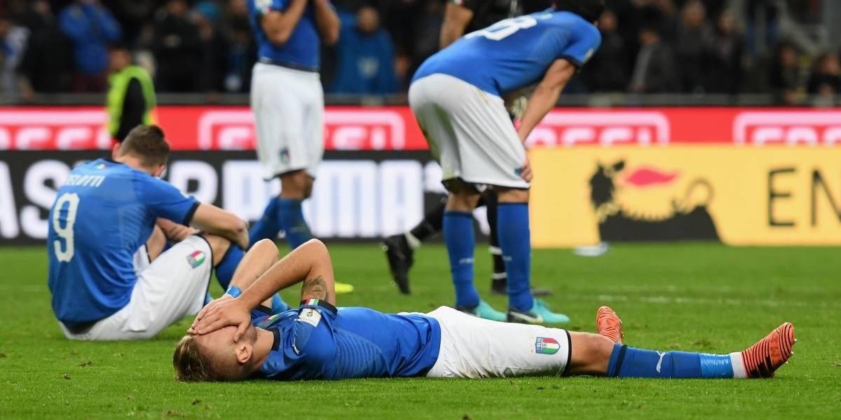 Las razones del fracaso por el que Italia no estará en el Mundial de Rusia