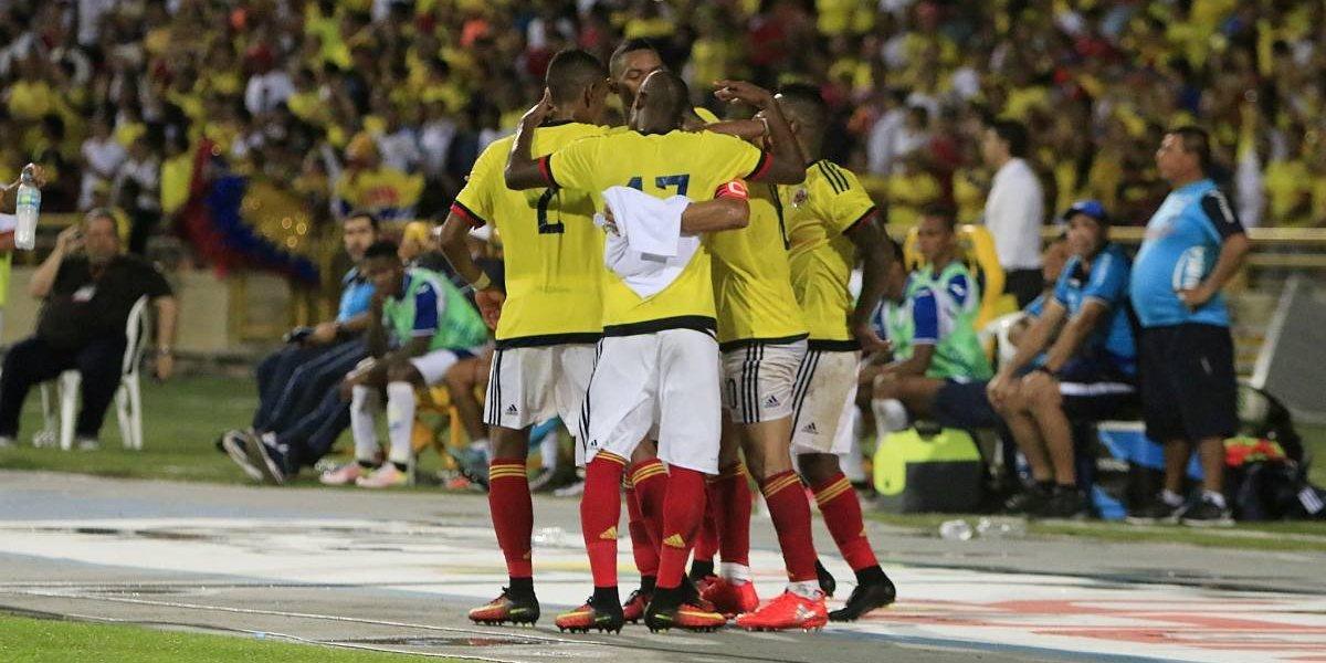 ¡La Selección madrugó! Felipe Pardo marcó el primero de la tricolor